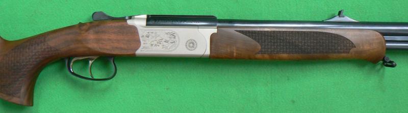 Brno Combo r 12/9,3x74R - Kombinované - Lovecké zbraně