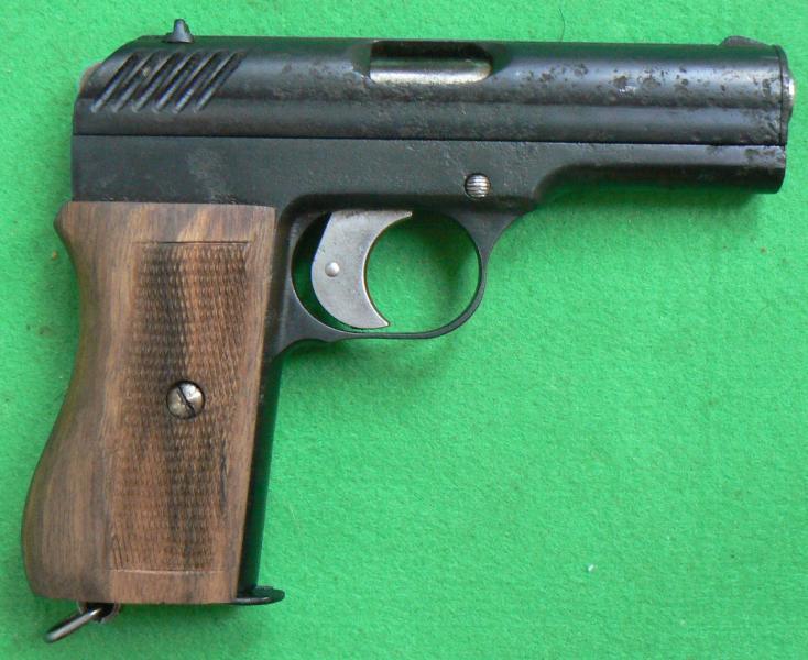 CZ Brno model 22 Nickel - Krátké - Sbírkové zbraně - Řehák a