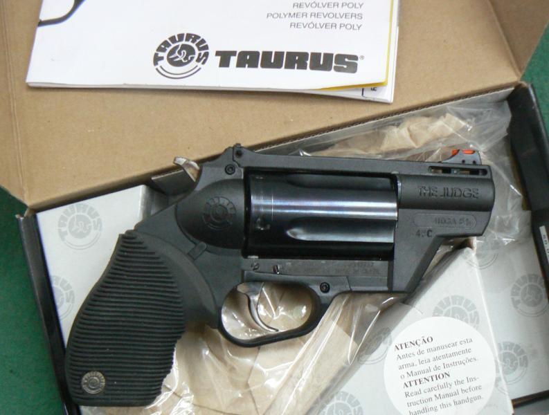 Taurus JUDGE Polymer - Krátké - Použité zbraně - Řehák a
