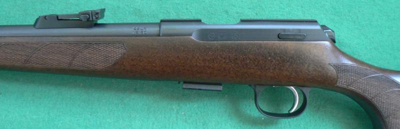 CZ-457 LUX- 22LR - Dlouhé zbraně - Řehák a Řehák - vše pro